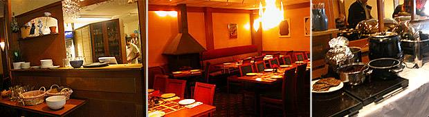 Bildresultat för restaurang mix